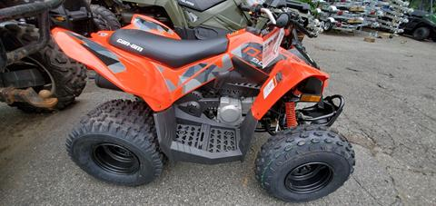 2019 Can-Am DS 90 in Ledgewood, New Jersey - Photo 4