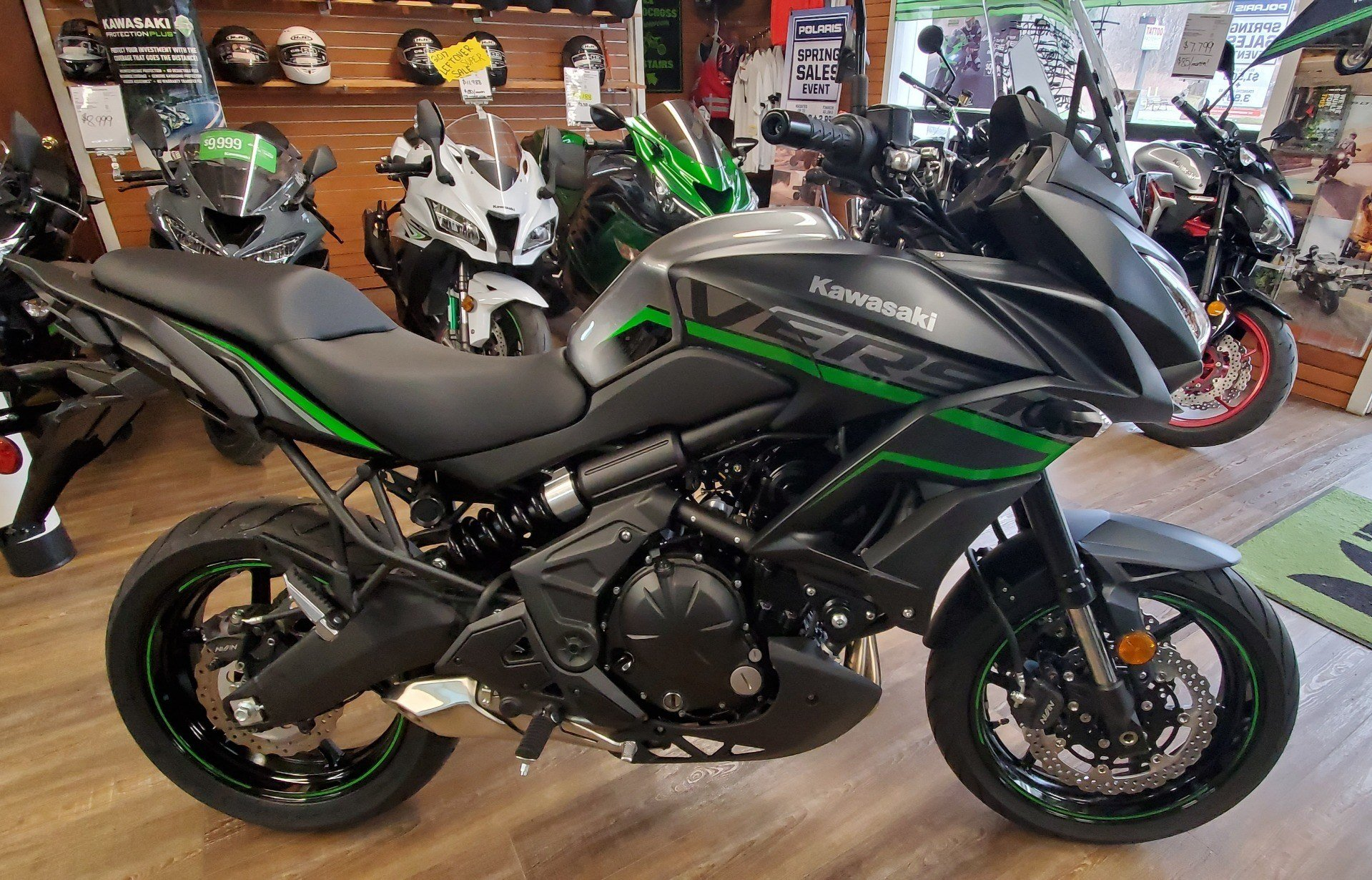 2019 Kawasaki Versys 650 ABS in Ledgewood, New Jersey - Photo 1