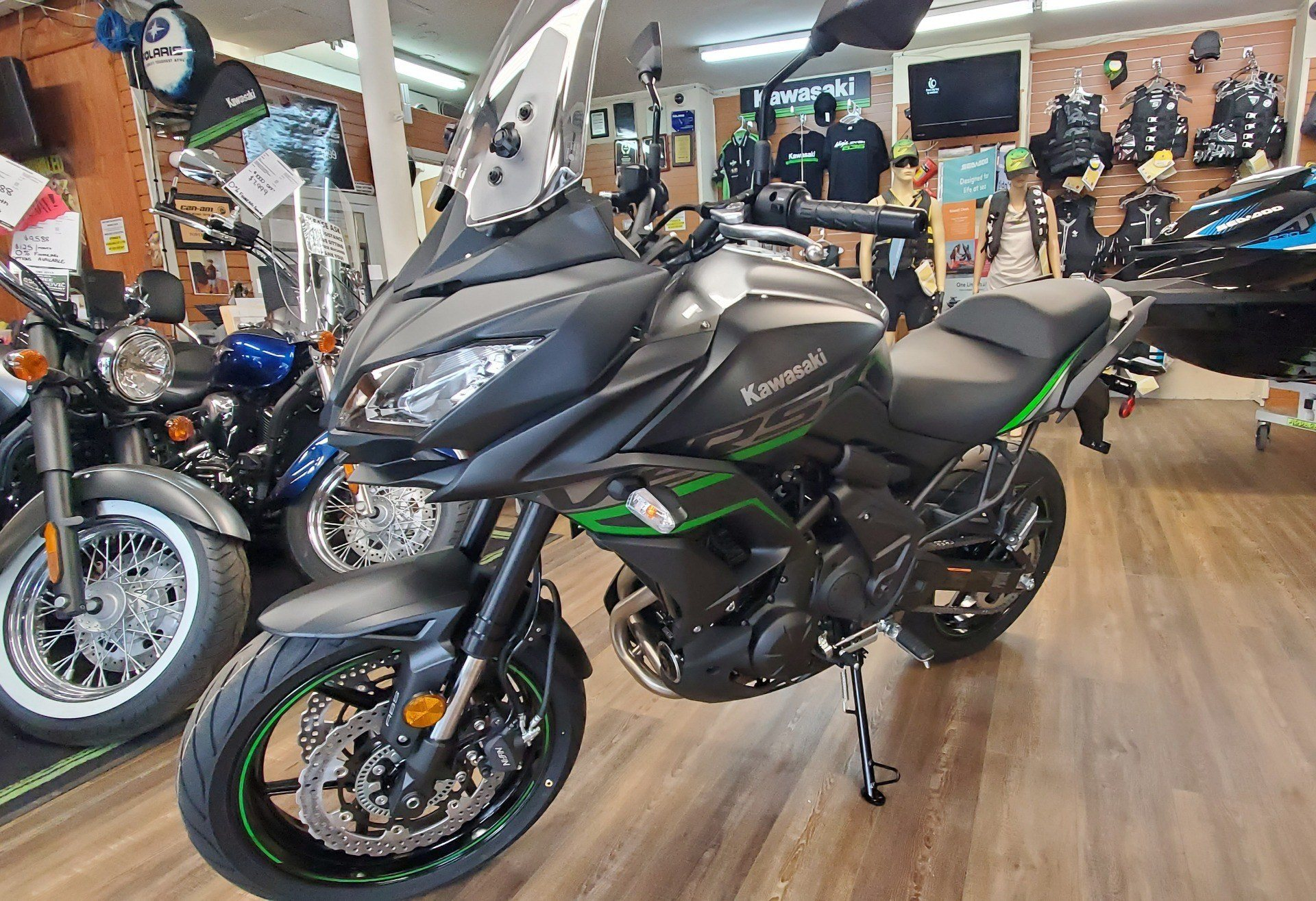 2019 Kawasaki Versys 650 ABS in Ledgewood, New Jersey - Photo 3