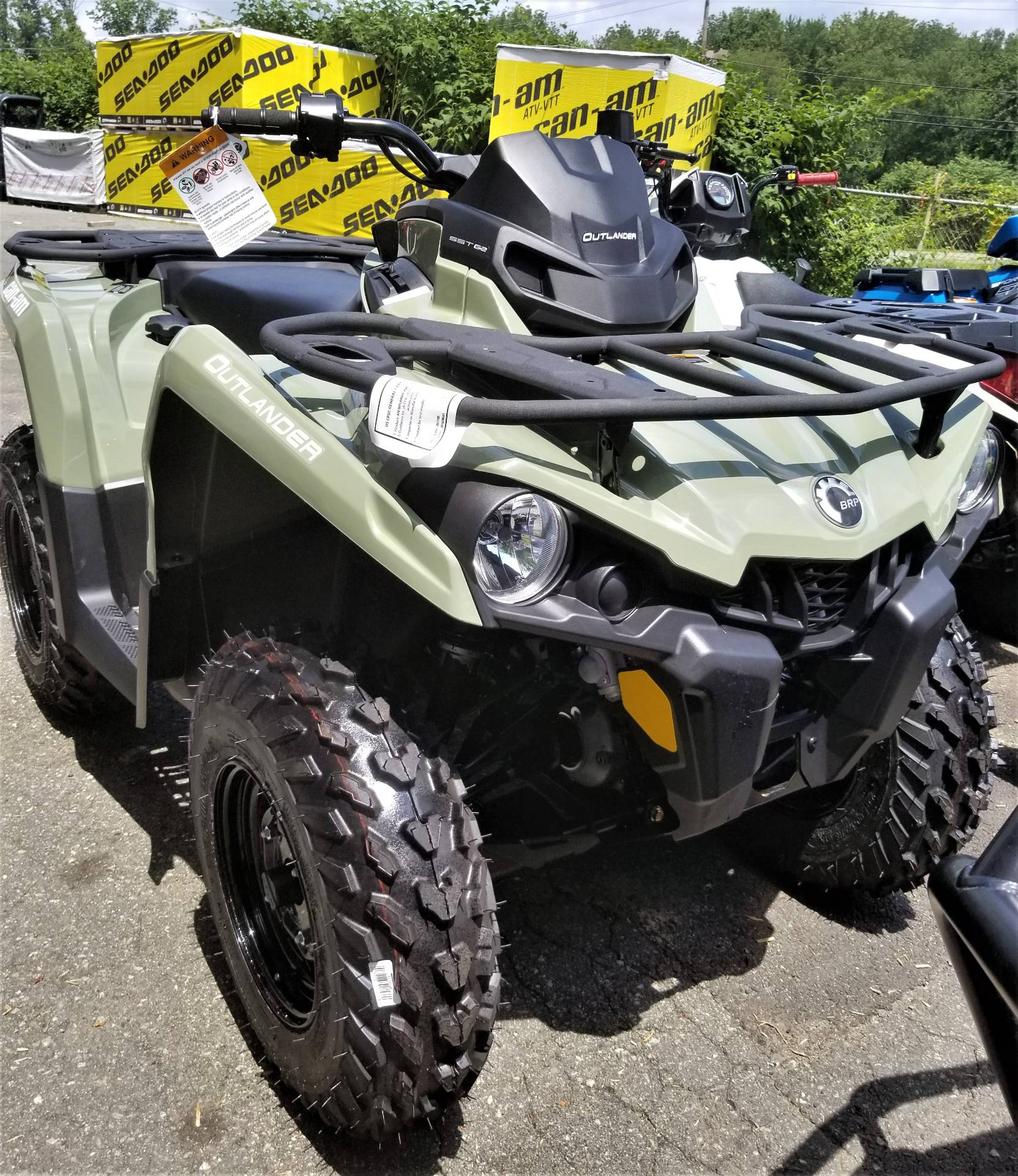 2018 Can-Am Outlander 450 in Ledgewood, New Jersey