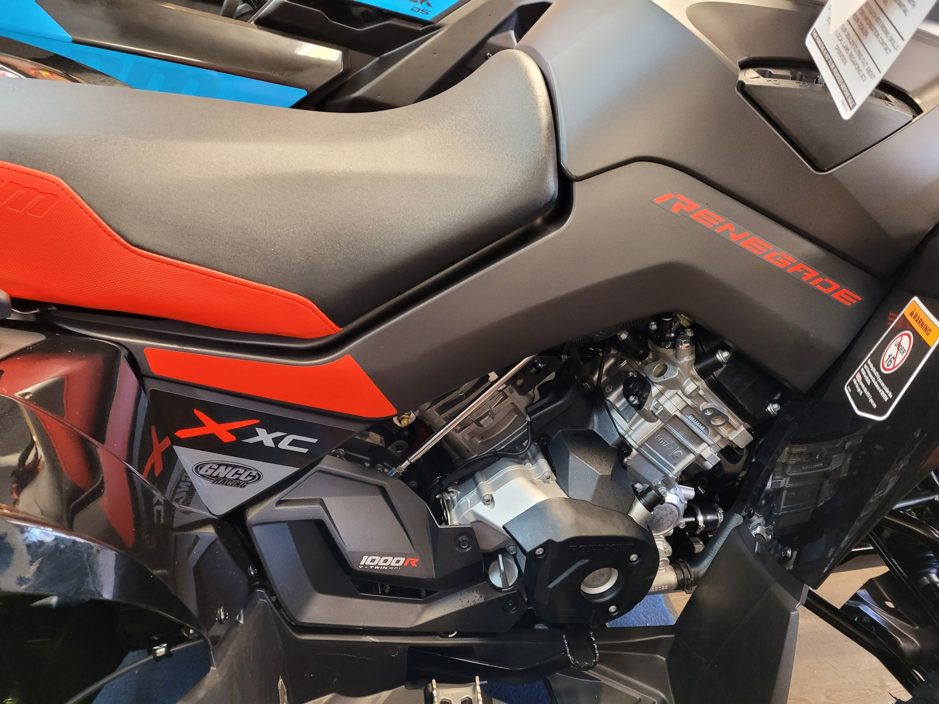 2021 Can-Am Renegade X XC 1000R in Ledgewood, New Jersey - Photo 6
