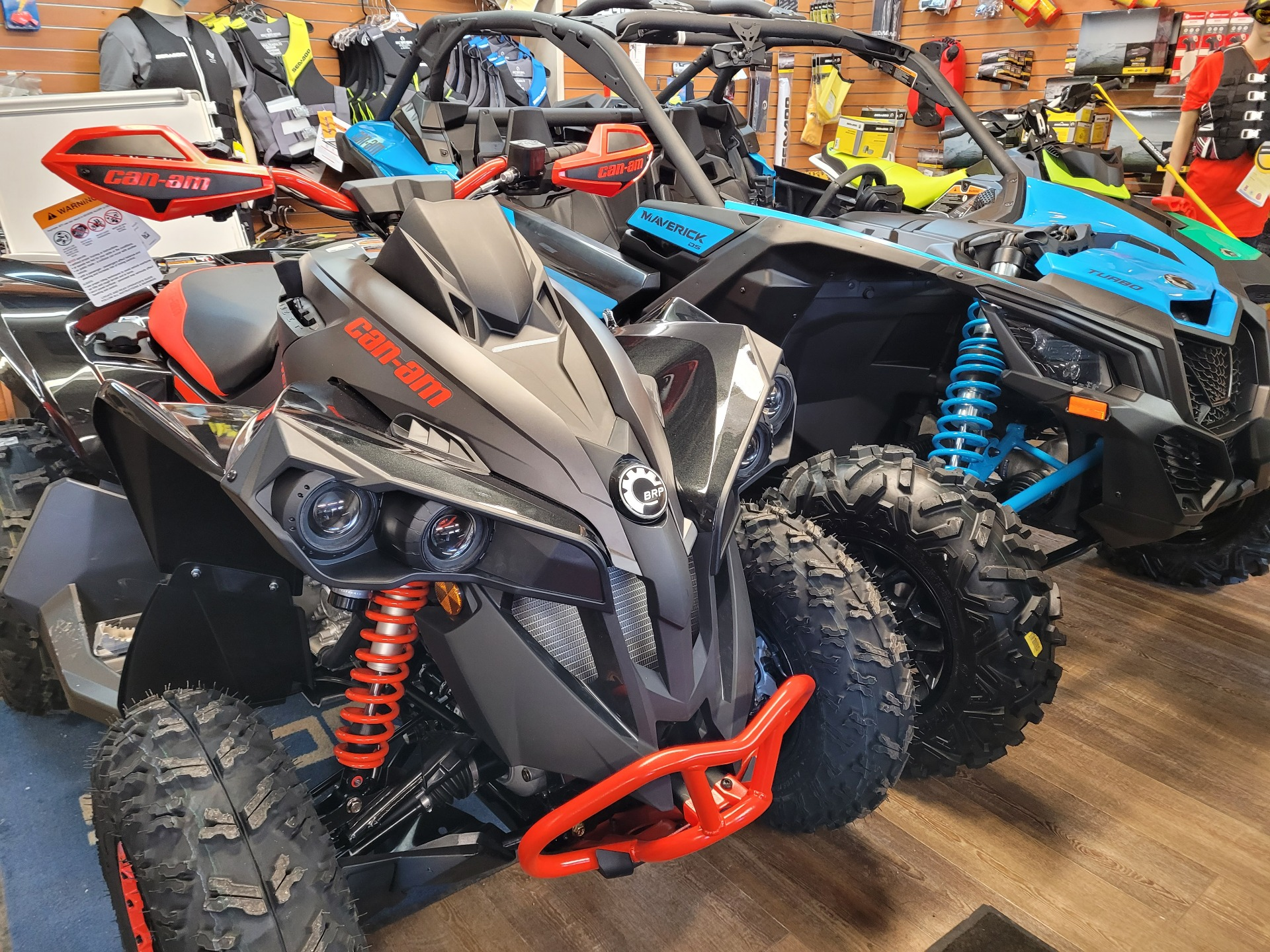 2021 Can-Am Renegade X XC 1000R in Ledgewood, New Jersey - Photo 8