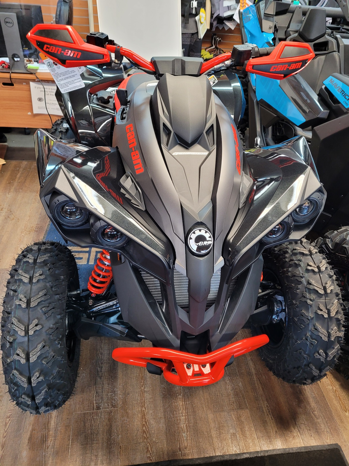 2021 Can-Am Renegade X XC 1000R in Ledgewood, New Jersey - Photo 9