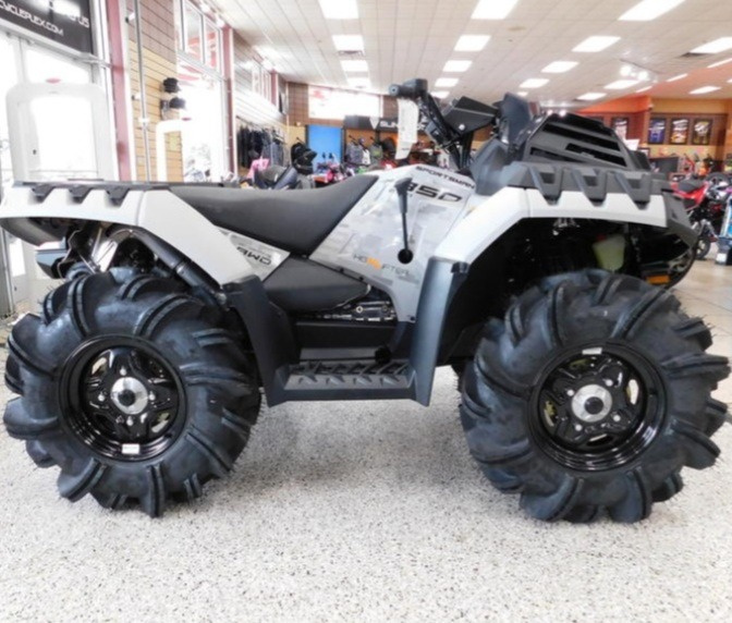 2021 Polaris Sportsman 850 High Lifter Edition in Ledgewood, New Jersey - Photo 1