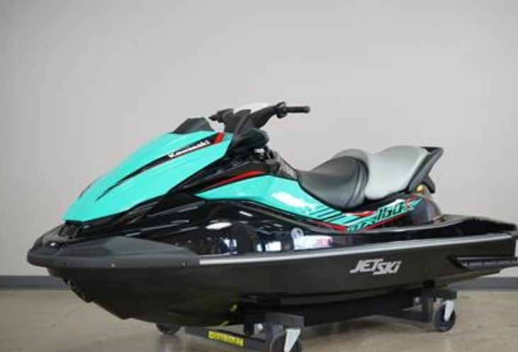 2021 Kawasaki Jet Ski STX 160X in Ledgewood, New Jersey - Photo 2