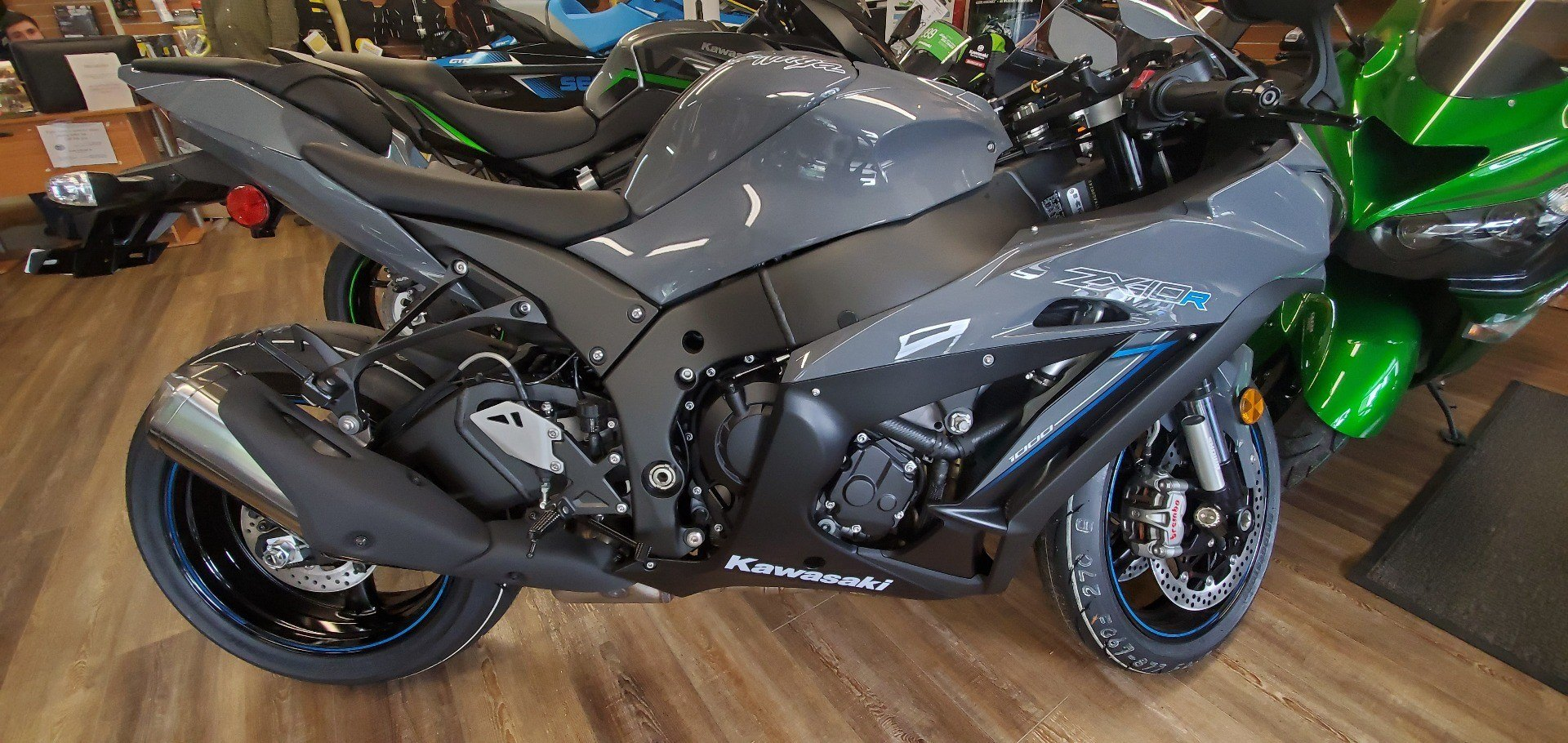 New 2019 Kawasaki Ninja Zx 10r Motorcycles In Ledgewood Nj