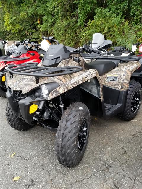 2019 Can-Am Outlander DPS 570 in Ledgewood, New Jersey - Photo 4