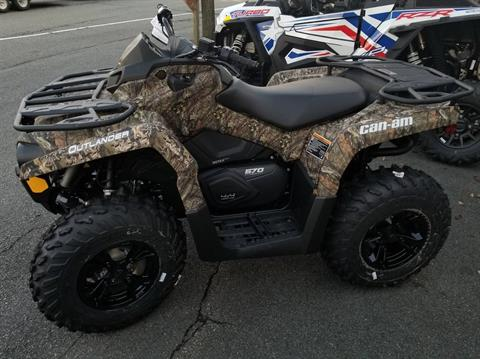 2019 Can-Am Outlander DPS 570 in Ledgewood, New Jersey - Photo 5