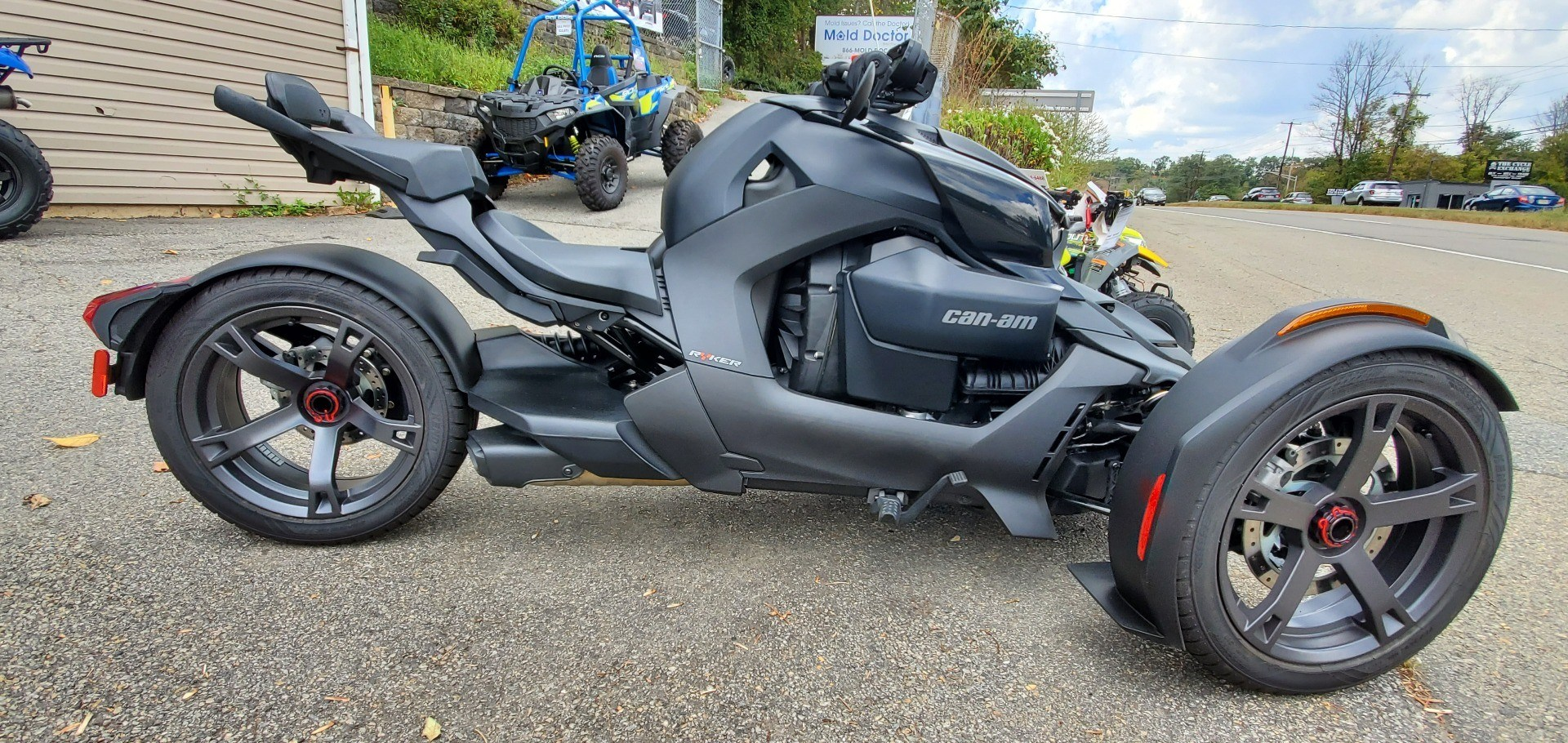 2019 Can-Am Ryker 900 ACE in Ledgewood, New Jersey - Photo 1
