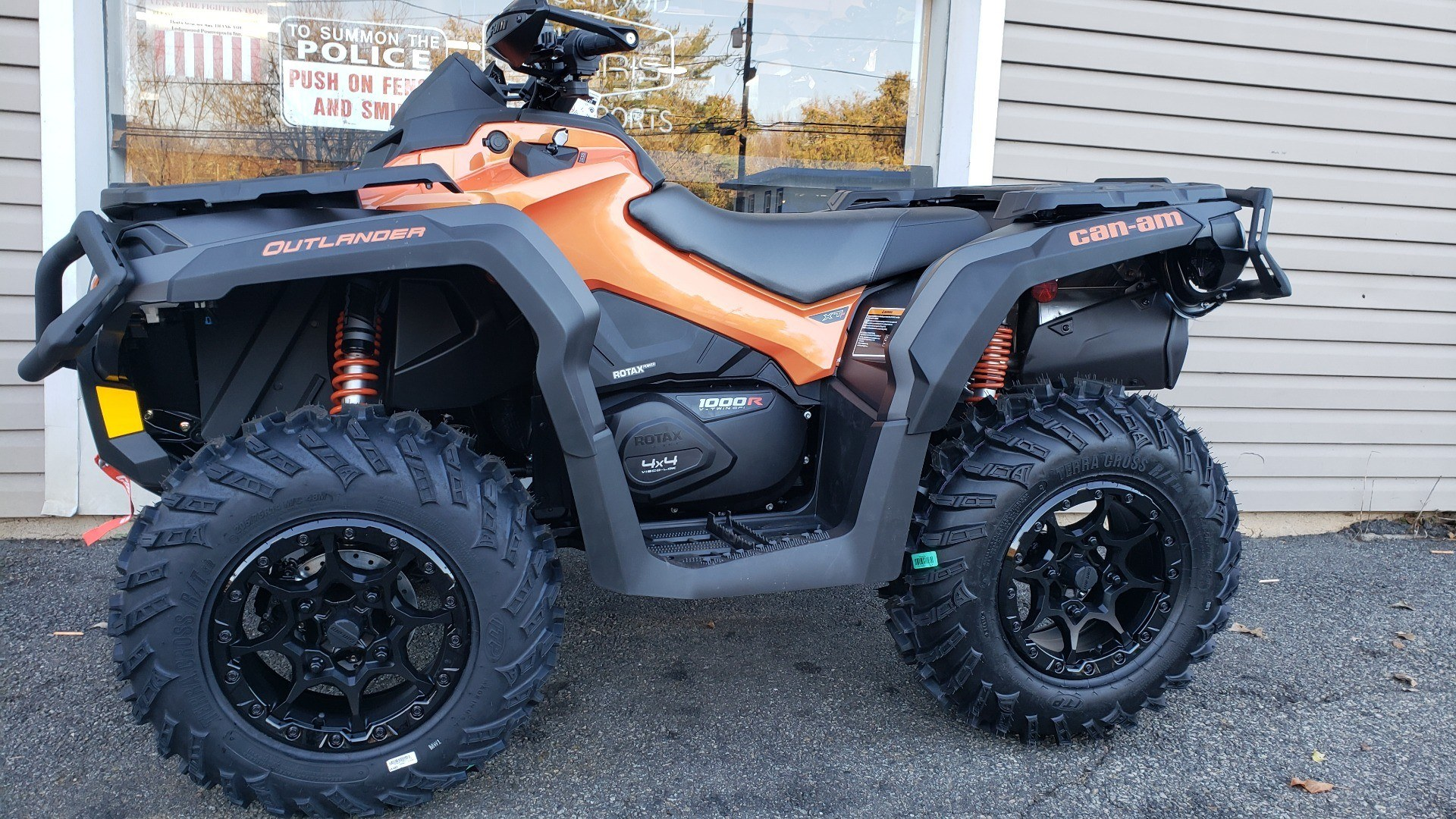 2021 Can-Am Outlander XT-P 1000R in Ledgewood, New Jersey - Photo 1