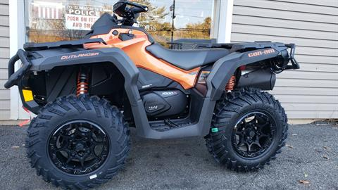 2021 Can-Am Outlander XT-P 1000R in Ledgewood, New Jersey