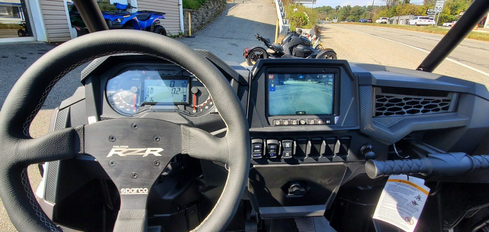 2019 Polaris RZR XP Turbo S in Ledgewood, New Jersey - Photo 10