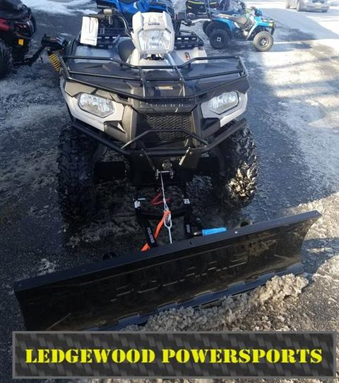2018 Polaris Sportsman 570 EPS Utility Edition in Ledgewood, New Jersey