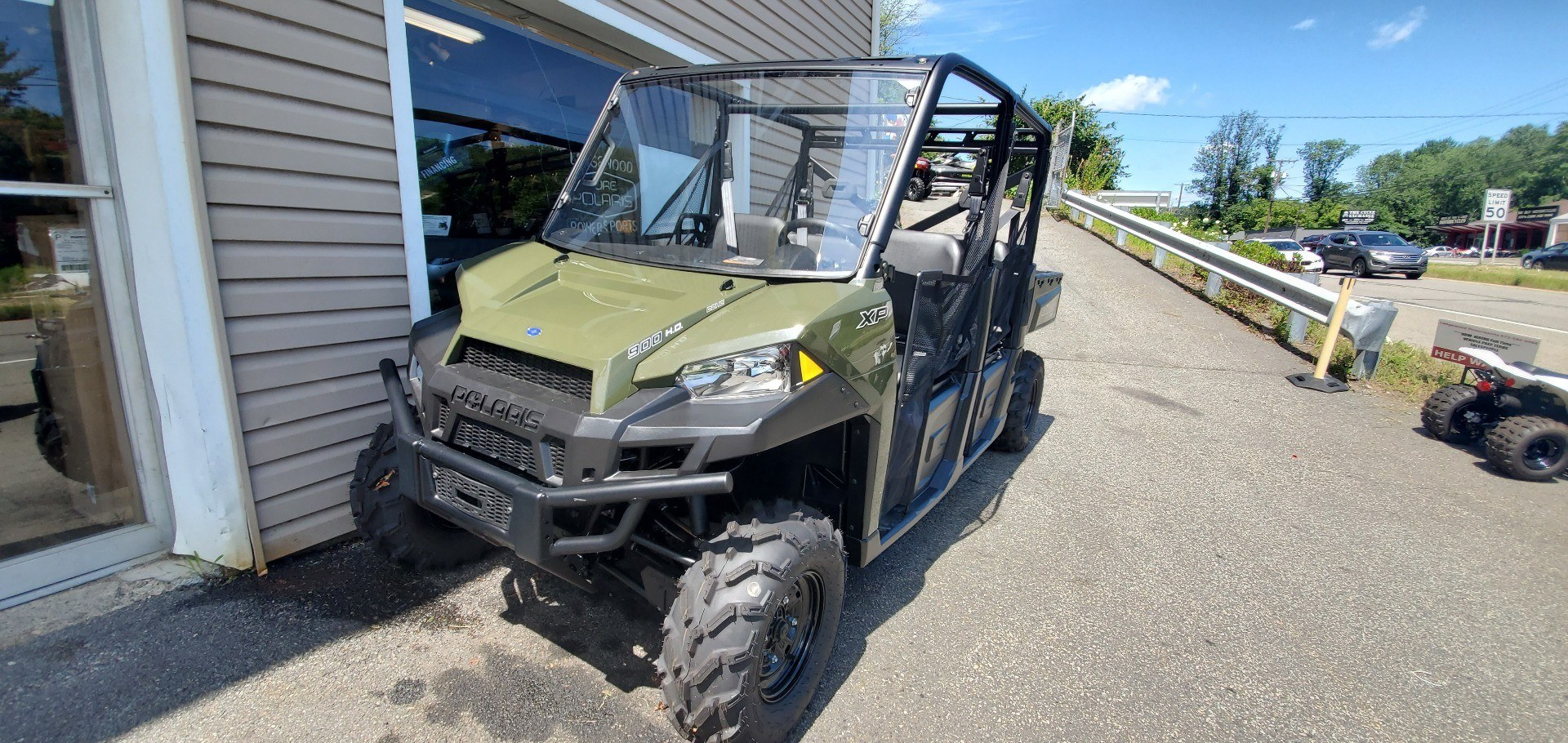 2019 Polaris Ranger Crew XP 900 in Ledgewood, New Jersey - Photo 3