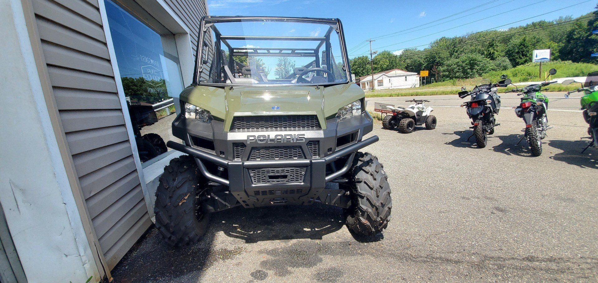 2019 Polaris Ranger Crew XP 900 in Ledgewood, New Jersey - Photo 9