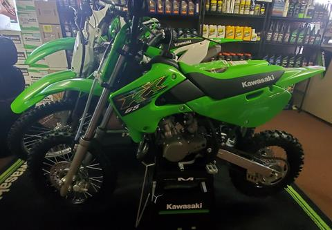 2020 Kawasaki KX 65 in Ledgewood, New Jersey
