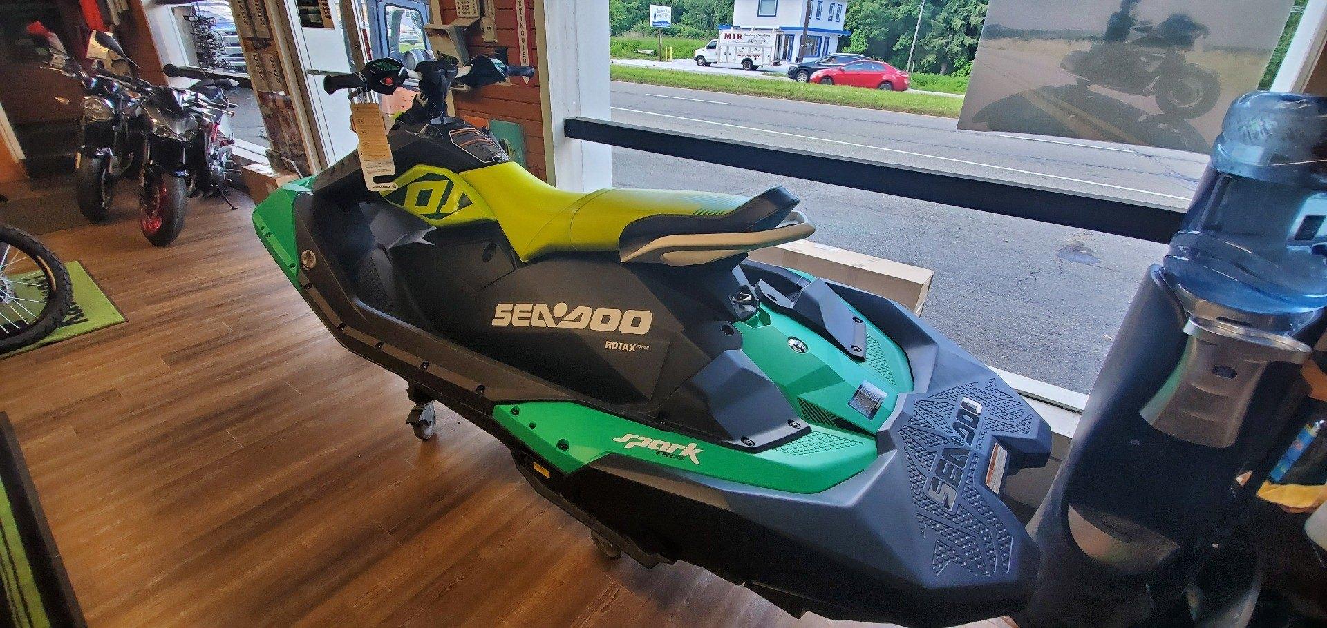 2019 Sea-Doo Spark Trixx 3up iBR for sale 3081