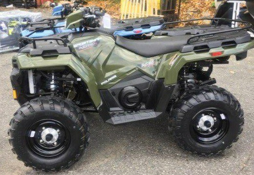 2021 Polaris Sportsman 450 H.O. EPS in Ledgewood, New Jersey - Photo 1