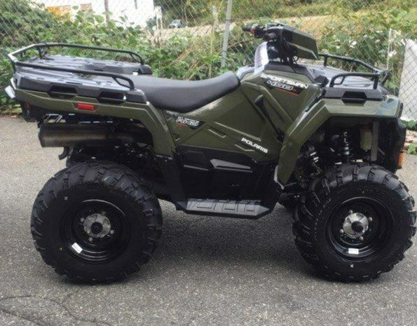 2021 Polaris Sportsman 450 H.O. EPS in Ledgewood, New Jersey - Photo 2