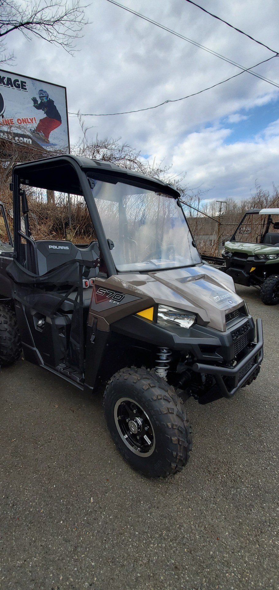 2019 Polaris Ranger 570 EPS in Ledgewood, New Jersey - Photo 2