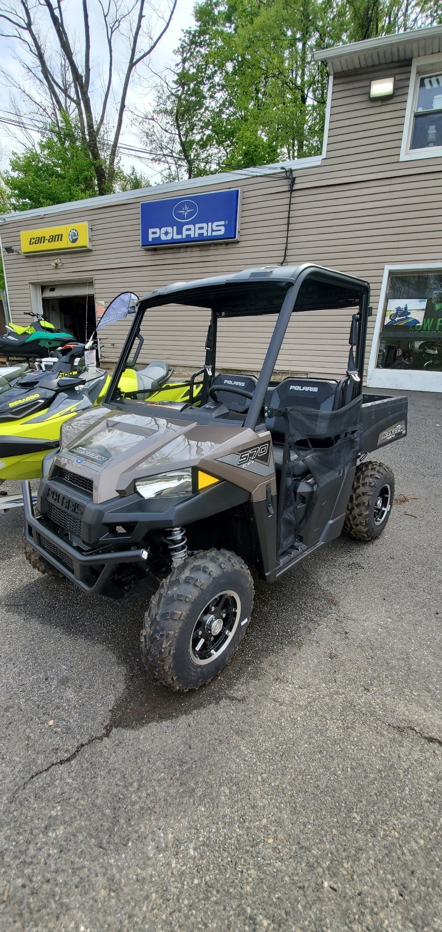 2019 Polaris Ranger 570 EPS in Ledgewood, New Jersey - Photo 4
