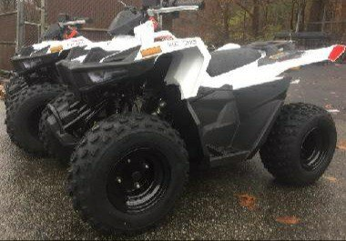 2021 Polaris Outlaw 70 EFI in Ledgewood, New Jersey - Photo 1