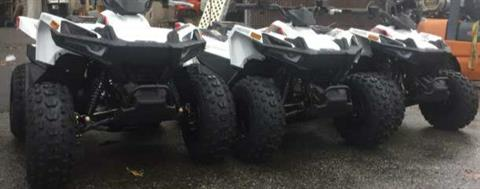 2021 Polaris Outlaw 70 EFI in Ledgewood, New Jersey - Photo 2