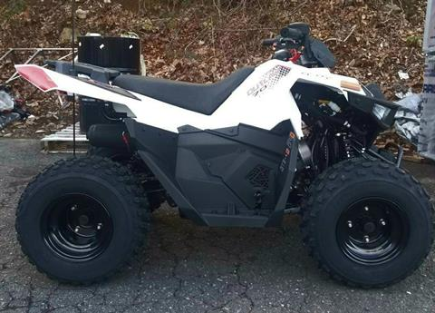 2021 Polaris Outlaw 70 EFI in Ledgewood, New Jersey - Photo 3