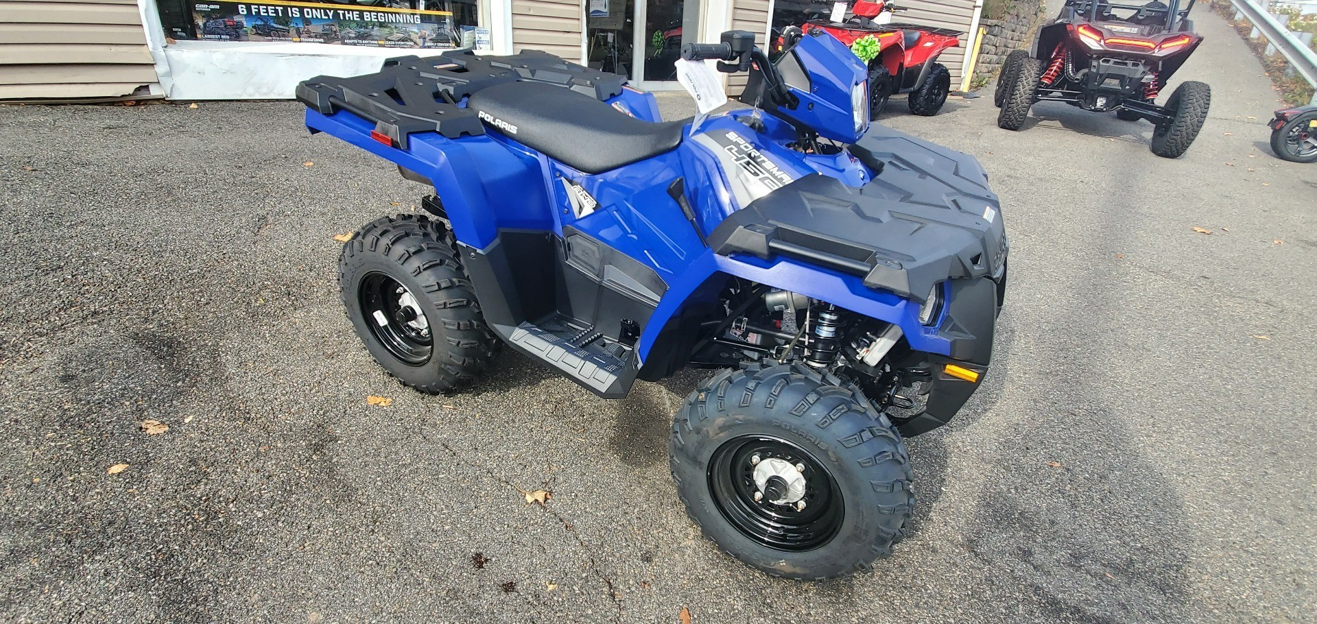 2020 Polaris Sportsman 450 H.O. EPS in Ledgewood, New Jersey - Photo 3