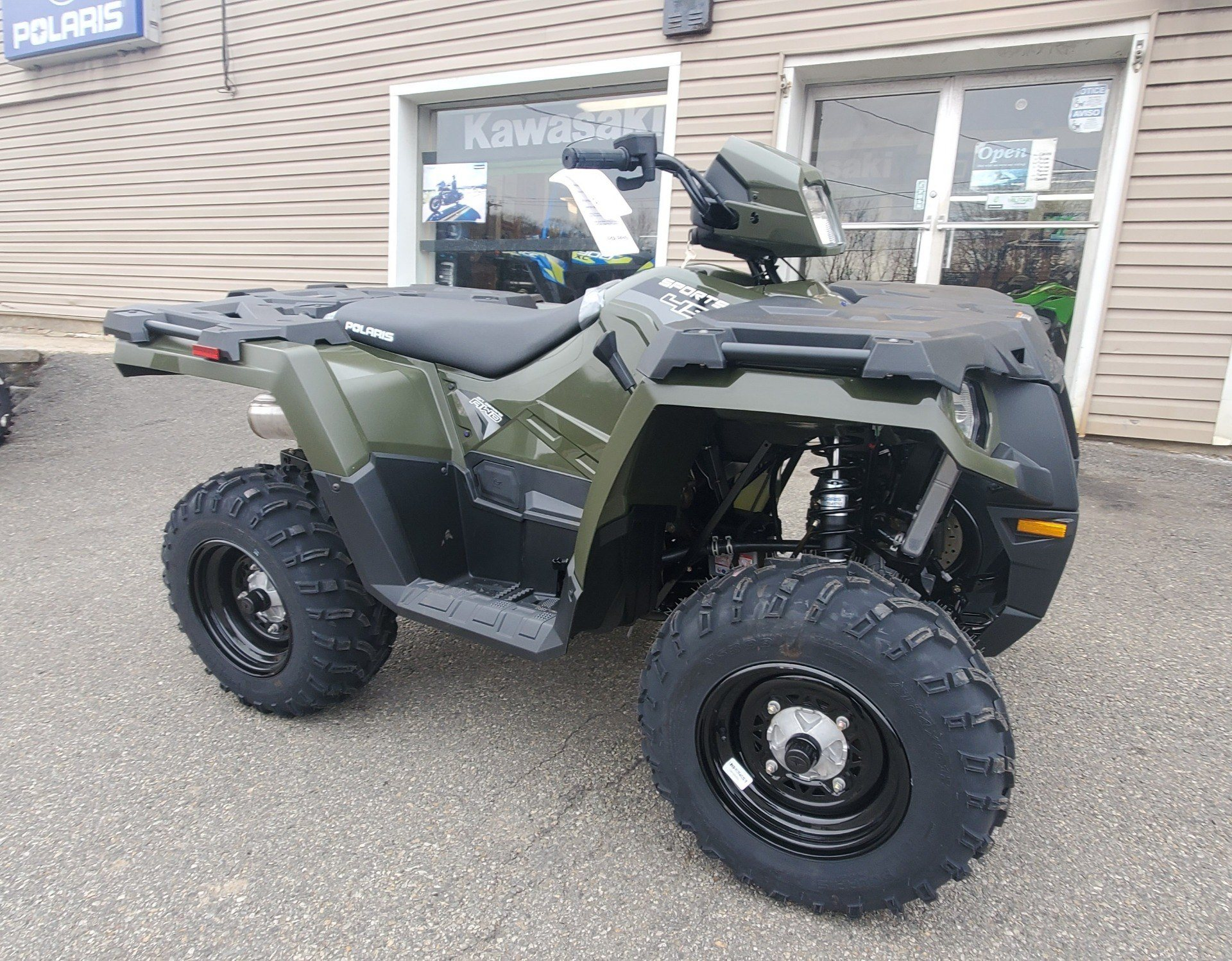 2020 Polaris Sportsman 450 H.O. in Ledgewood, New Jersey - Photo 1