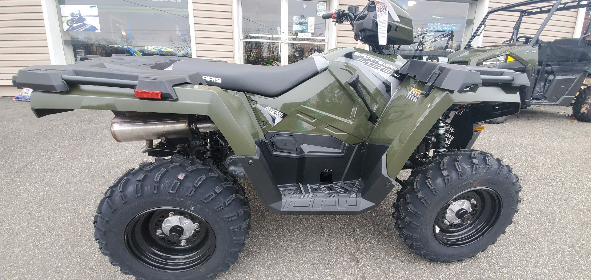 2020 Polaris Sportsman 450 H.O. in Ledgewood, New Jersey - Photo 2