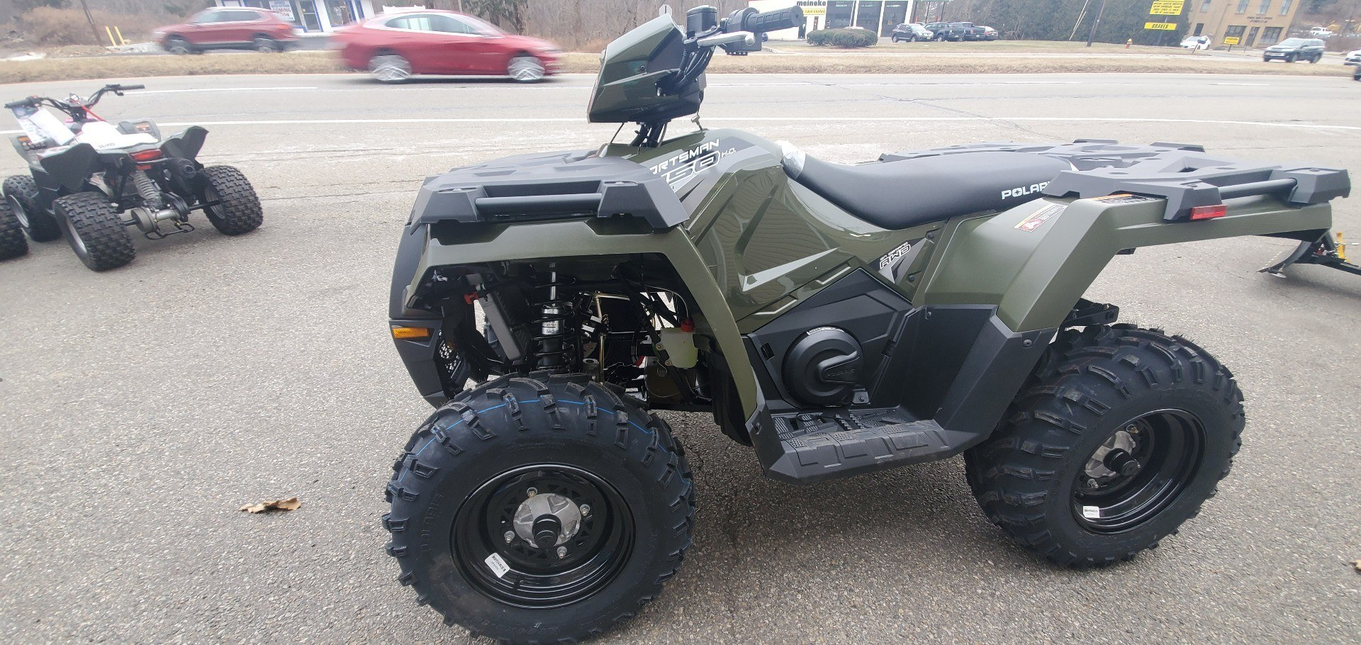 2020 Polaris Sportsman 450 H.O. in Ledgewood, New Jersey - Photo 5