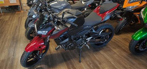 2019 Kawasaki Z400 ABS in Ledgewood, New Jersey - Photo 2
