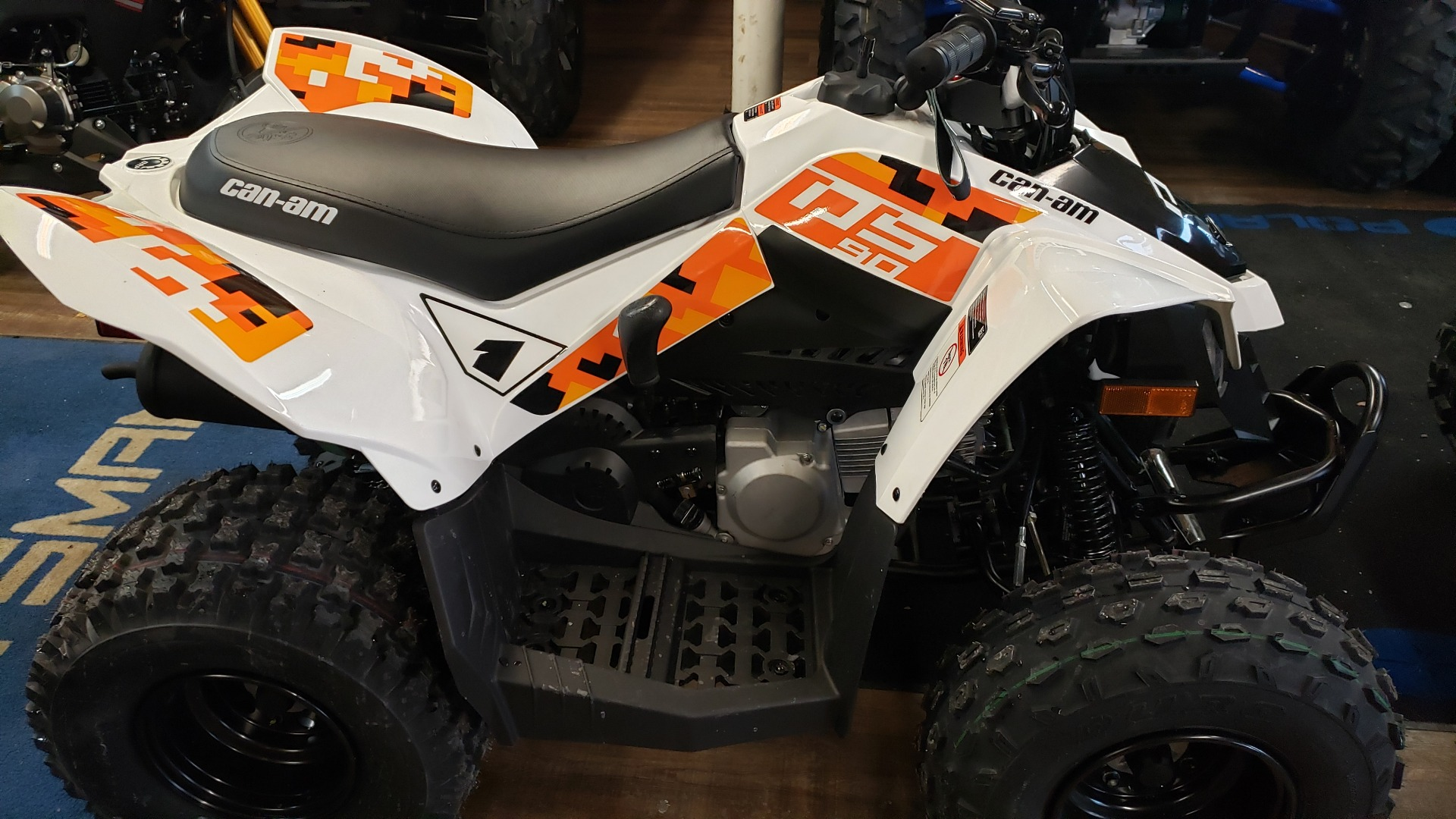 2021 Can-Am DS 90 in Ledgewood, New Jersey - Photo 3