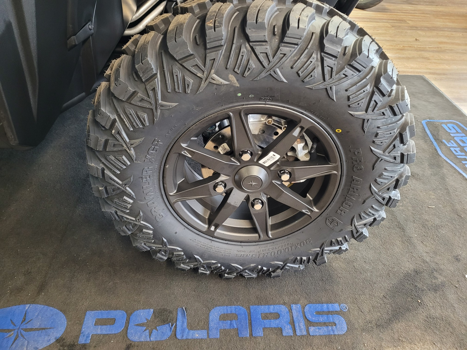 2021 Polaris General XP 4 1000 Deluxe Ride Command in Ledgewood, New Jersey - Photo 8