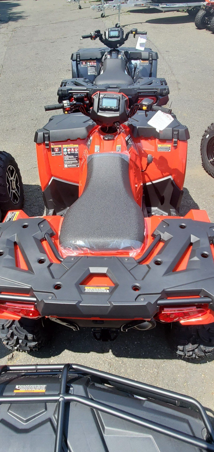 2019 Polaris Sportsman 450 H.O. EPS in Ledgewood, New Jersey - Photo 4