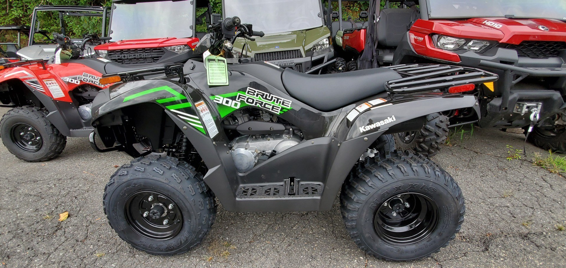 2020 Kawasaki Brute Force 300 in Ledgewood, New Jersey - Photo 2