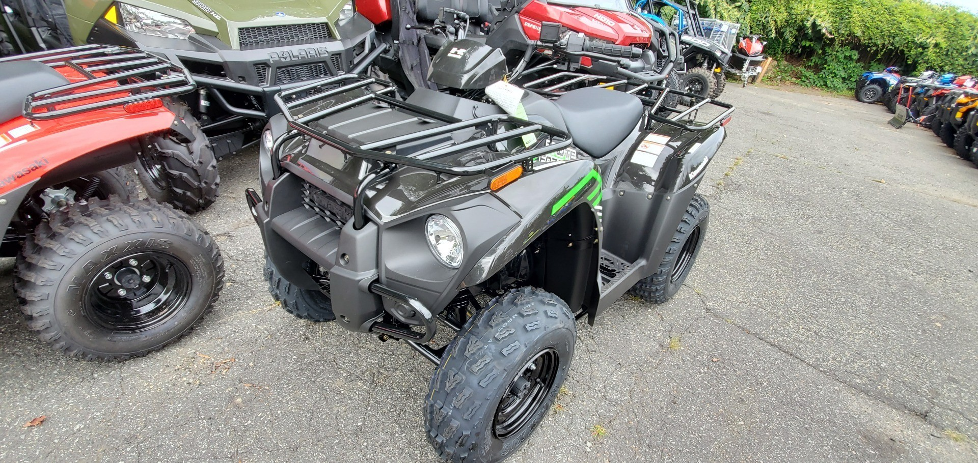 2020 Kawasaki Brute Force 300 in Ledgewood, New Jersey - Photo 3