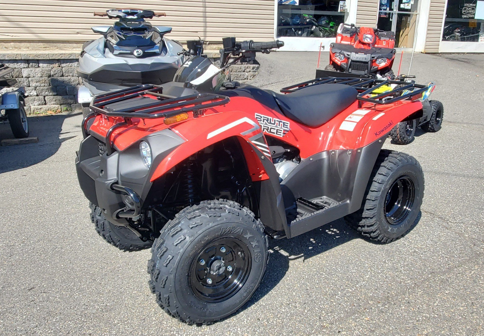 2020 Kawasaki Brute Force 300 in Ledgewood, New Jersey - Photo 1