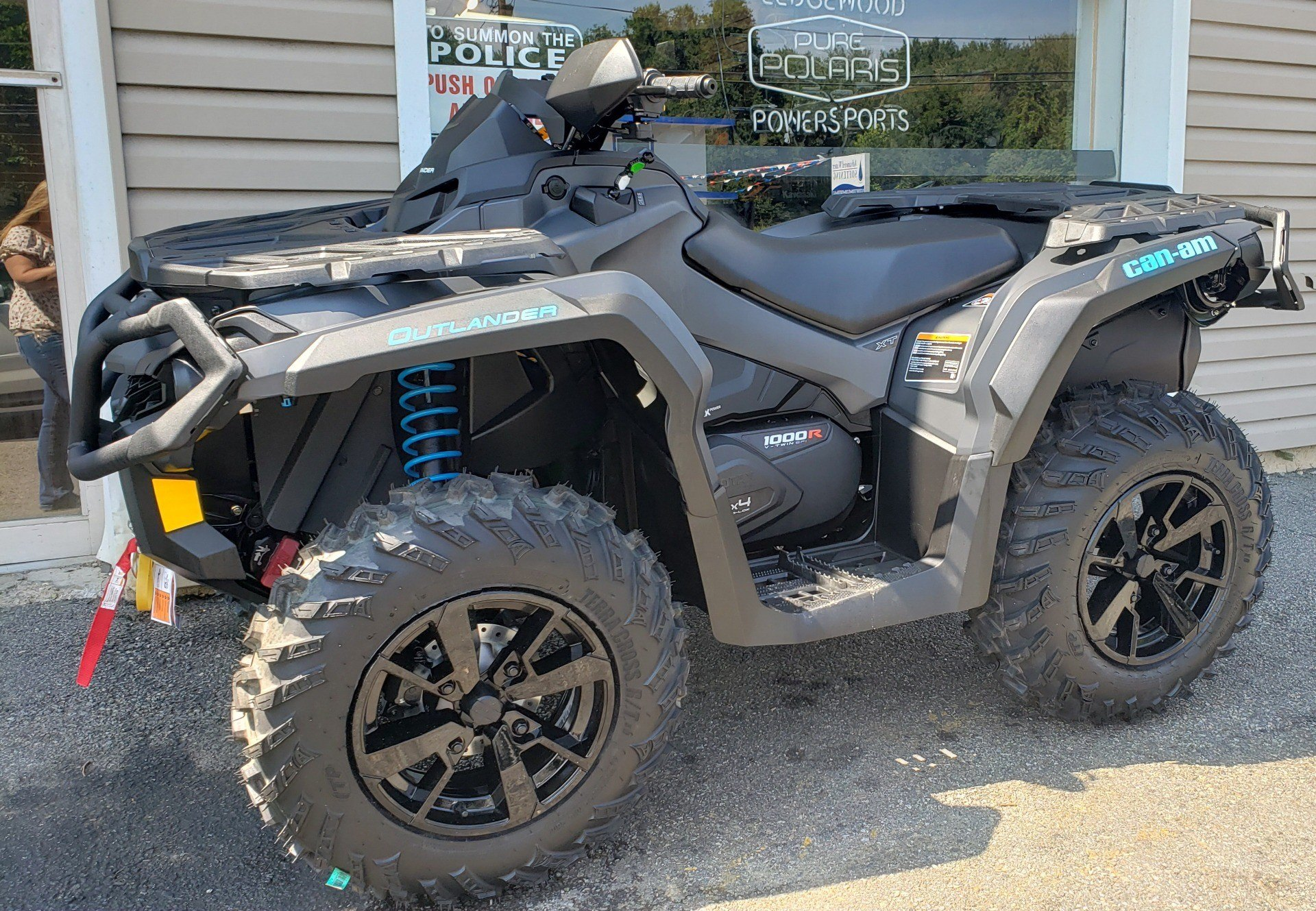 2020 Can-Am Outlander XT 1000R in Ledgewood, New Jersey - Photo 1