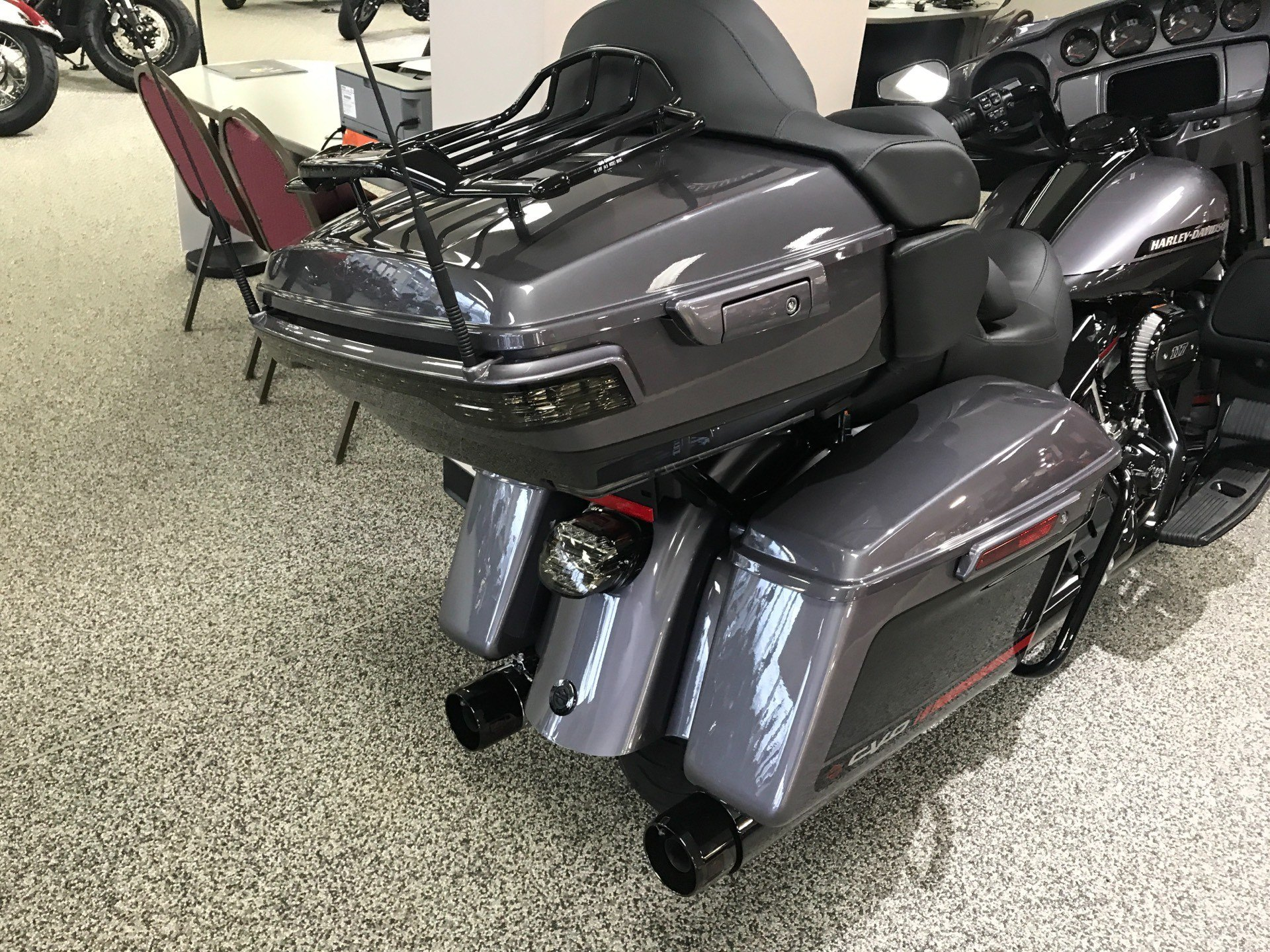 2020 Harley-Davidson CVO™ Limited in Knoxville, Tennessee - Photo 7