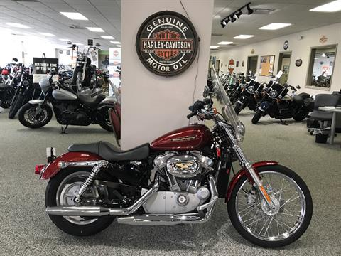 2009 Harley-Davidson Sportster® 883 Custom in Knoxville, Tennessee - Photo 1