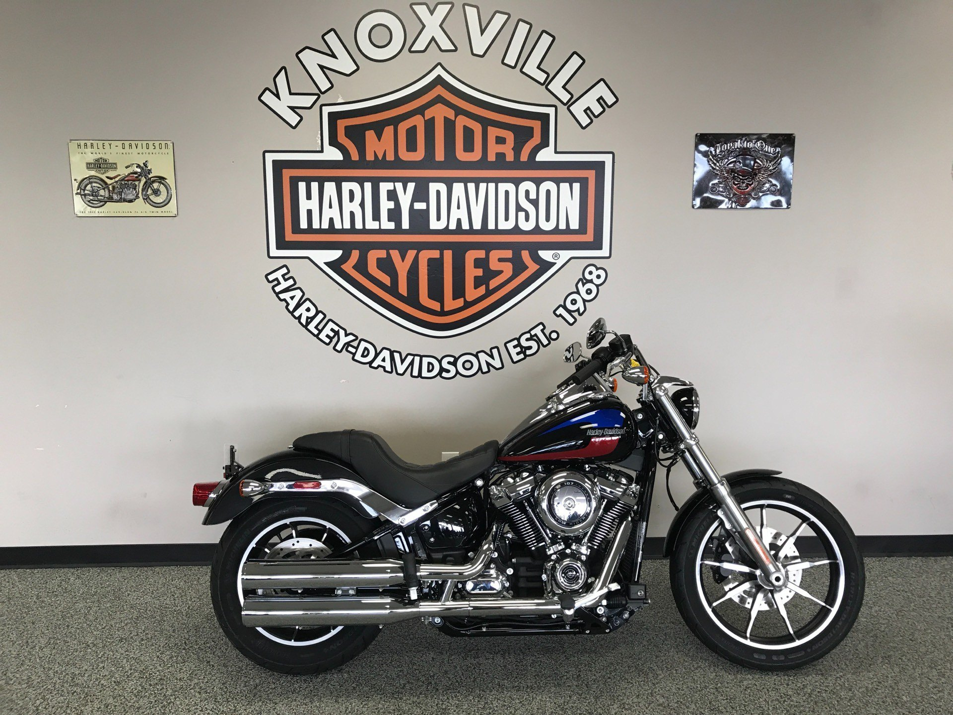 2019 Harley-Davidson Low Rider® in Knoxville, Tennessee - Photo 1