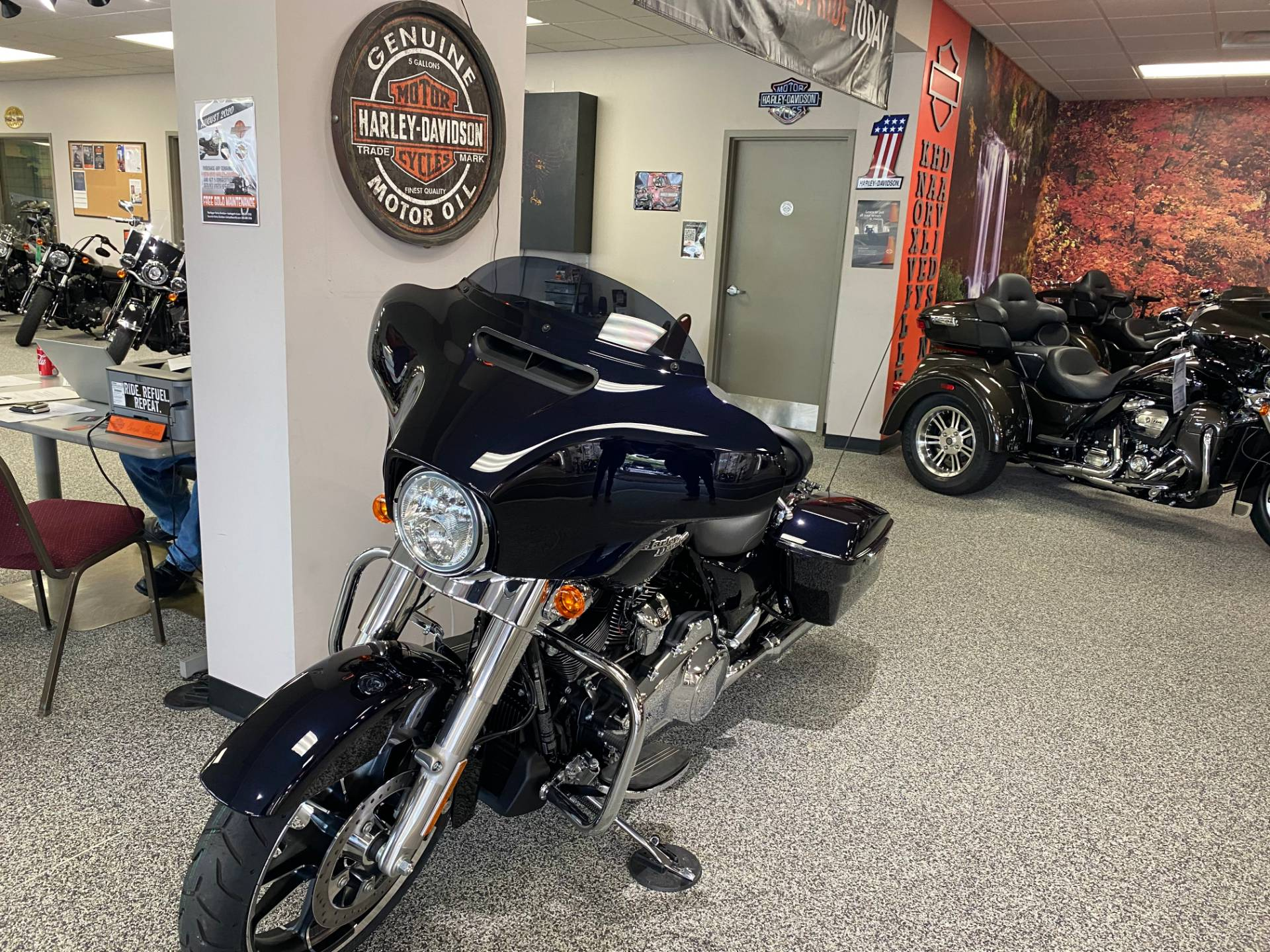2020 Harley-Davidson Street Glide® in Knoxville, Tennessee - Photo 14