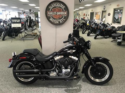 2014 Harley-Davidson Fat Boy® Lo in Knoxville, Tennessee - Photo 1