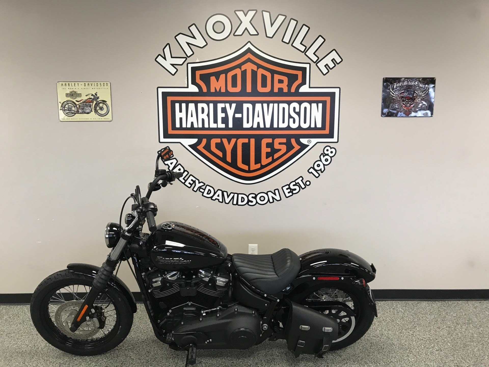 2020 Harley-Davidson Street Bob® in Knoxville, Tennessee - Photo 16