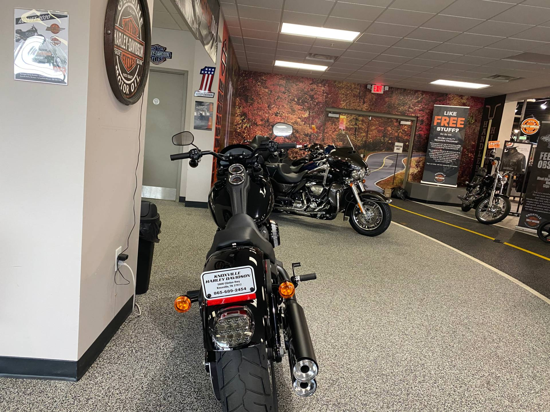 2020 Harley-Davidson Low Rider®S in Knoxville, Tennessee - Photo 6