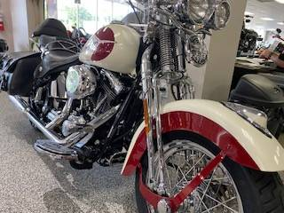 2002 Harley-Davidson HERITAGE SPRINGER in Knoxville, Tennessee - Photo 13
