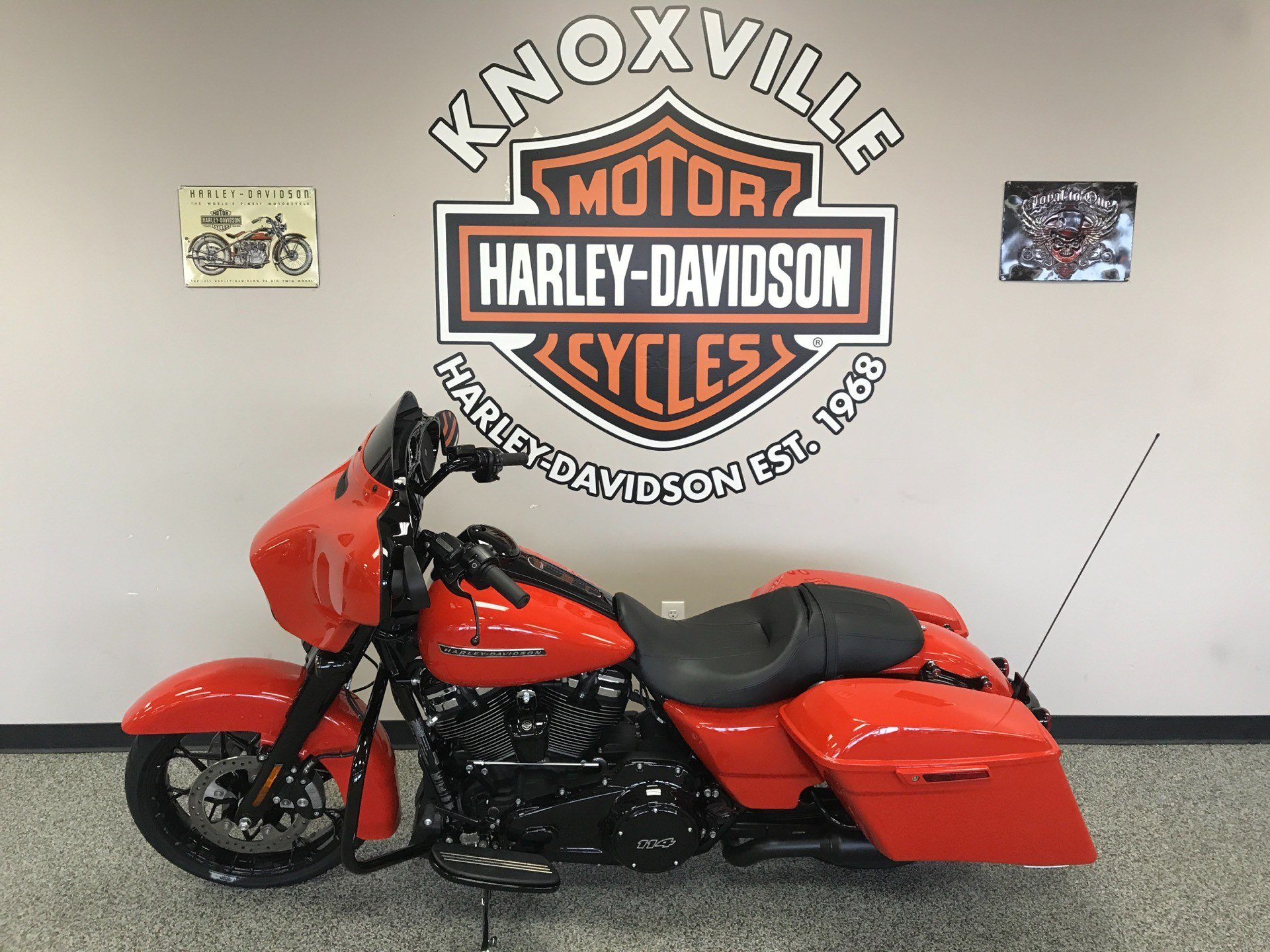 2020 Harley-Davidson STREET GLIDE SPECIAL in Knoxville, Tennessee - Photo 17