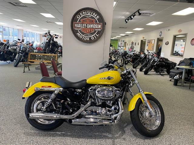 2017 Harley-Davidson 1200 Custom in Knoxville, Tennessee - Photo 1